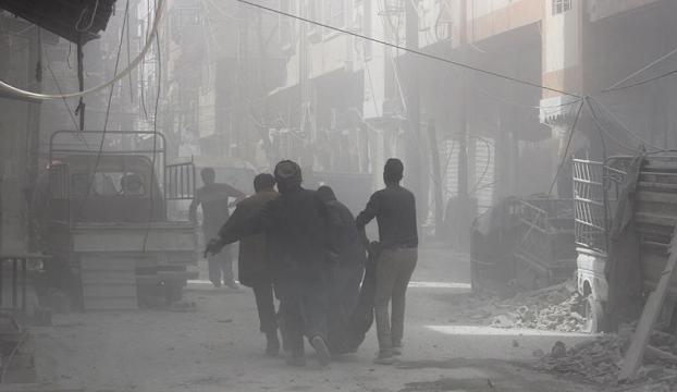 """""""Suriyede oluşturulacak güvenli bölgede ana aktör Türkiye"""""""