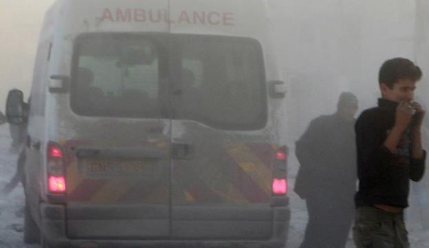 Esed rejimi Suriyede hastaneye saldırdı! 15 ölü
