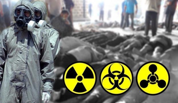 Suriyede rejim kimyasal silah kullanmayı sürdürüyor