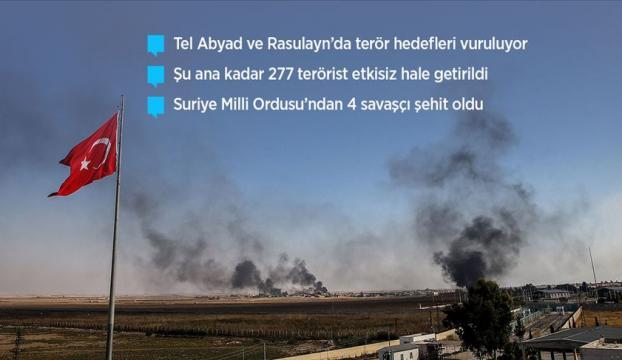 Barış Pınarı Harekatı 3.gün