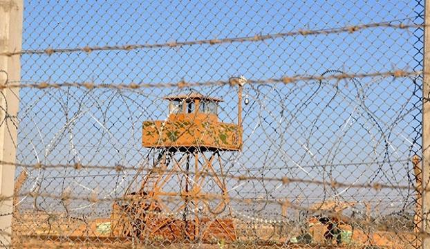 Suriye sınırına 191 kilometre beton duvar