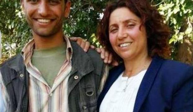 DBPli başkanın kardeşi Diyarbakırda toprağa verildi