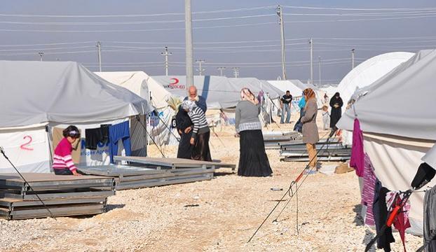 Alman milletvekillerinden Suriyelilere ziyaret