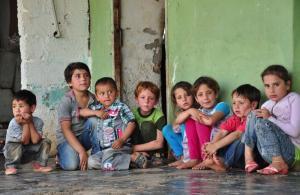 Suriyeli sığınmacıların yarısı çocuk
