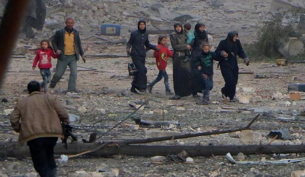 """İngilterede """"Suriyeye insani yardım yapılsın"""" teklifine red"""