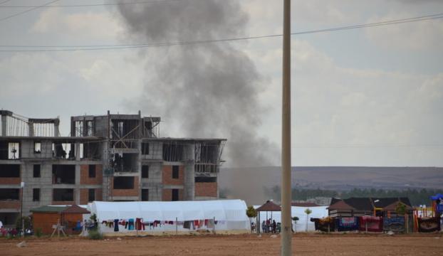Türk tankları namlularını Suriyeye çevirdi