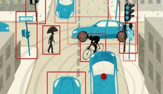 Sürücüsüz araçların gelişimi yüksek çözünürlüklü kameralara bağlı