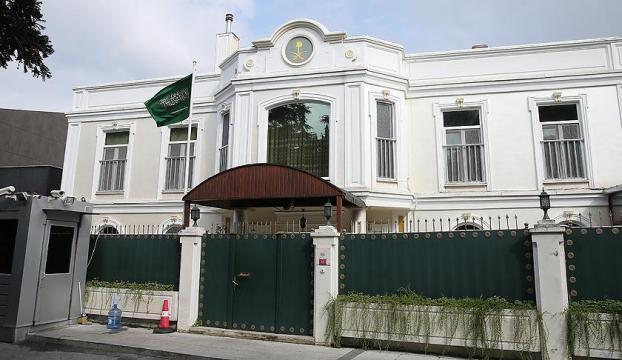 Suudi Arabistan Başkonsolosunun konutunda inceleme yapılacak