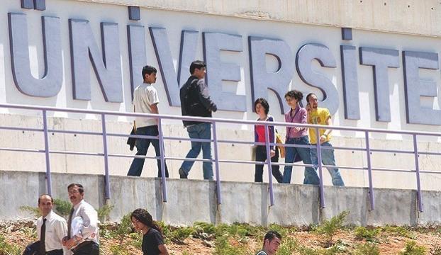 Üniversiteli sayısı 41 ilin nüfusunu geçti