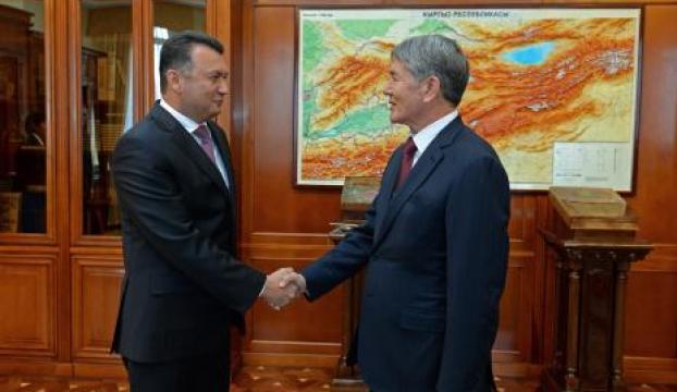 Tacikistan ve Kırgızistan sınır güvenliğini güçlendirecek