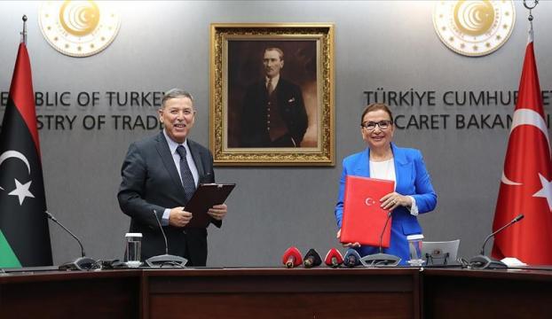 Türk firmalarının Libyadaki sorunları çözülüyor