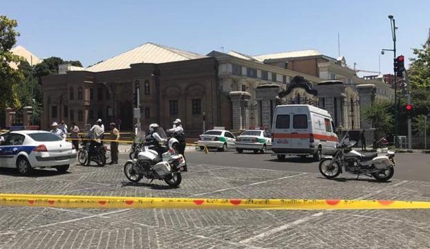 Tahranda asitli saldırı : 14 yaralı