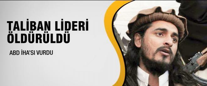 Pakistan Talibanı lideri öldü