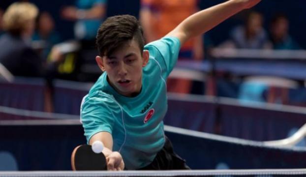Dünya Gençler Masa Tenisi Şampiyonasına doğru