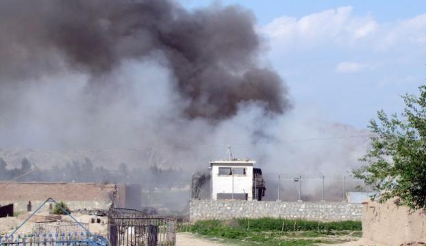 Afganistanda Taliban saldırısı: 10 ölü