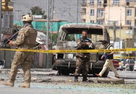 Afganistan'da Taliban bombalı araçlarla saldırdı: 11 ölü