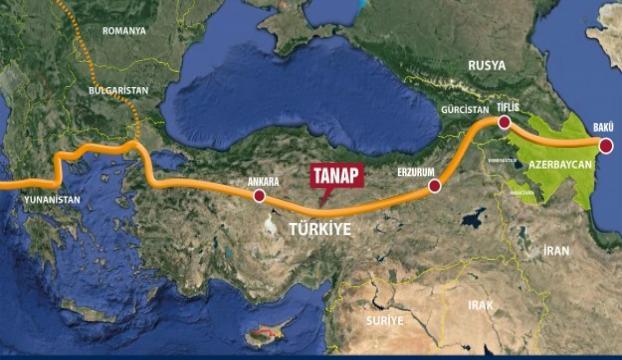 Dünya Bankası, TANAPa 800 milyon dolarlık krediyi onayladı