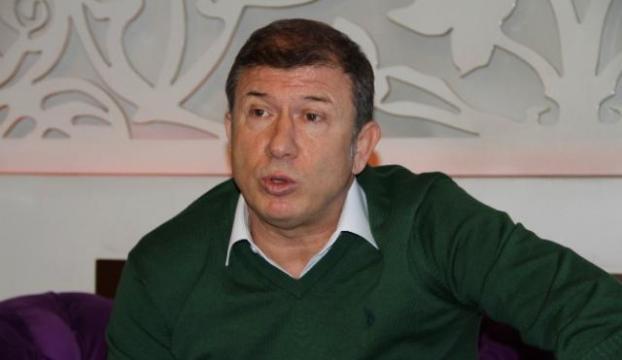 Adana Demirsporda sportif direktörlüğe Tanju Çolak getirildi