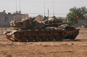 Suriye'de yaralanan askerler Türkiye'ye getirildi