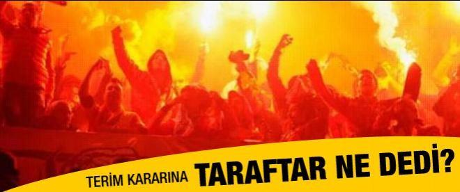 Galatasaray taraftarı isyanda!