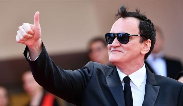 """Tarantino """"son bir süper film"""" çekmek istiyor"""
