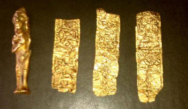 Altın tarihi eser kaçakçılığı