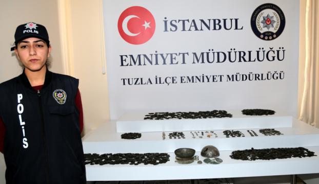 İstanbulda tarihi eser kaçakçılarını polis kaçırmadı