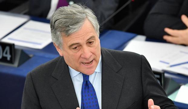 Avrupa Parlamentosunun yeni başkanı Tajani oldu