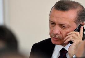 Erdoğan, Kral Selman ile telefonda görüştü