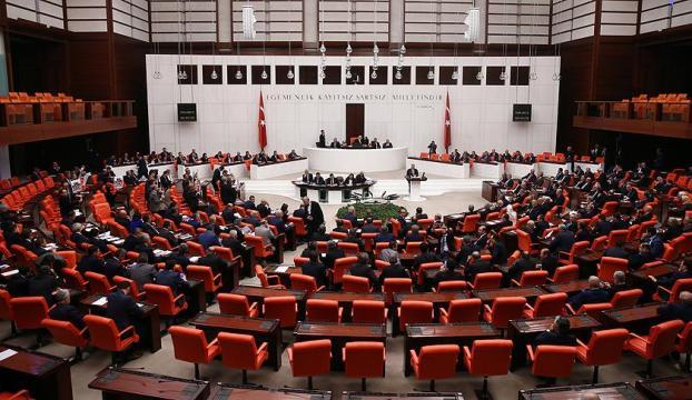 Anayasa değişiklik teklifinin görüşmelerine devam ediliyor
