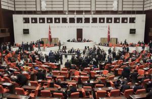 Anayasa teklifinde 12. madde kabul edildi
