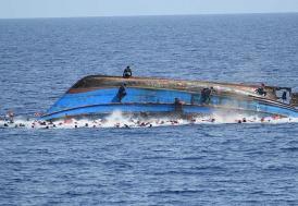 Gana'da tekne battı: 1 ölü, 24 kayıp
