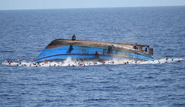 Ganada tekne battı: 1 ölü, 24 kayıp