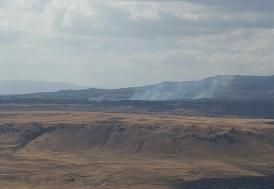 Tendürek Dağı'nda çatışma 1 askerimiz şehit