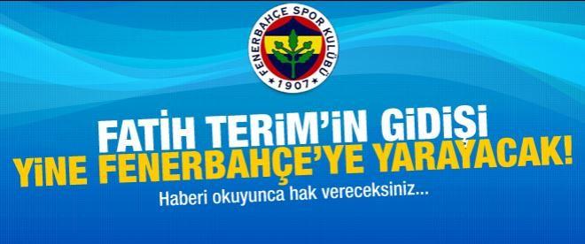 Terim gidince, Fenerbahçe şampiyon oluyor!