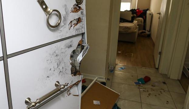 İşte teröristin yakalandığı o daire
