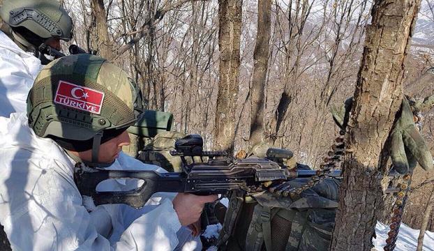Terörle mücadele operasyonlarında son bir haftada 36 terörist etkisiz hale getirildi