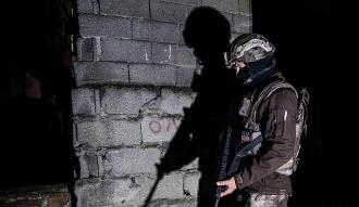 Ağrı'da 12 PKK'lı gözaltına alındı!