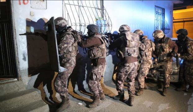 İstanbuldaki terör operasyonu