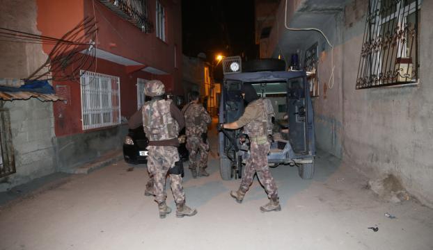 Adanada terör operasyonu