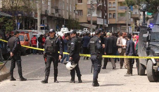 Diyarbakırdaki patlama terör saldırısı çıktı!