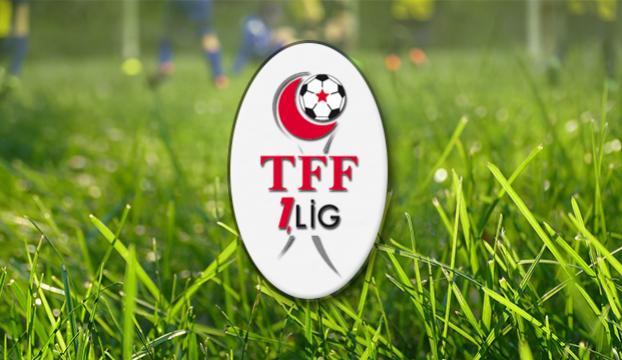 """TFF 1. Ligde 17 """"teknik"""" değişiklik"""