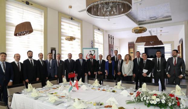 MENA Ülkeleri Karadeniz Zirvesi Hazırlık Toplantısı