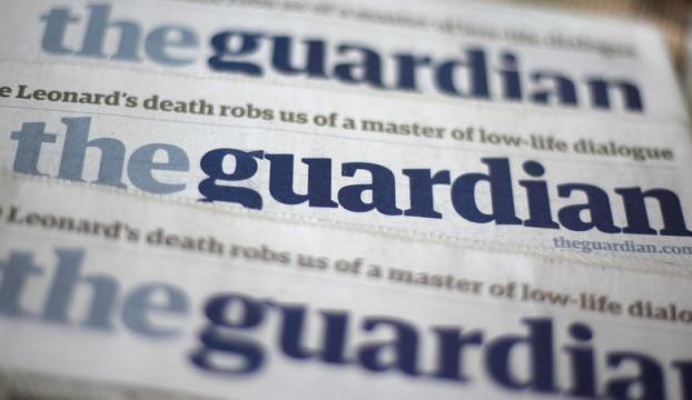 """The Guardiandan karikatüre """"Yahudi karşıtlığı"""" sansürü"""