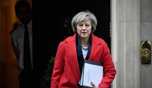 İngiltere Başbakanı May Türkiyede