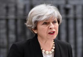 İngiltere Başbakanı May'den Ramazan mesajı