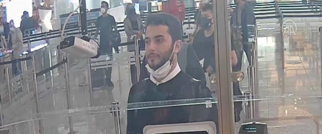 Thodexin sahibi Özerin yurt dışına kaçışının görüntüleri ortaya çıktı