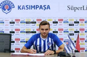 Kasımpaşa, Tomas Brecka'yı transfer etti