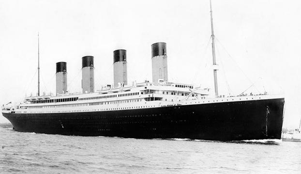 Çinliler Titanikin birebir kopyasını yapacak