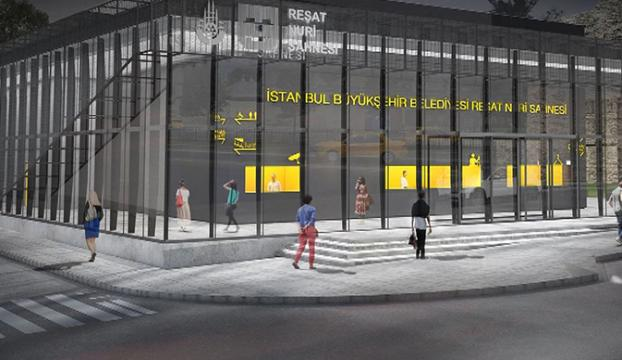 Türkiyenin 4 boyutlu ilk cam tiyatrosu, İstanbulda